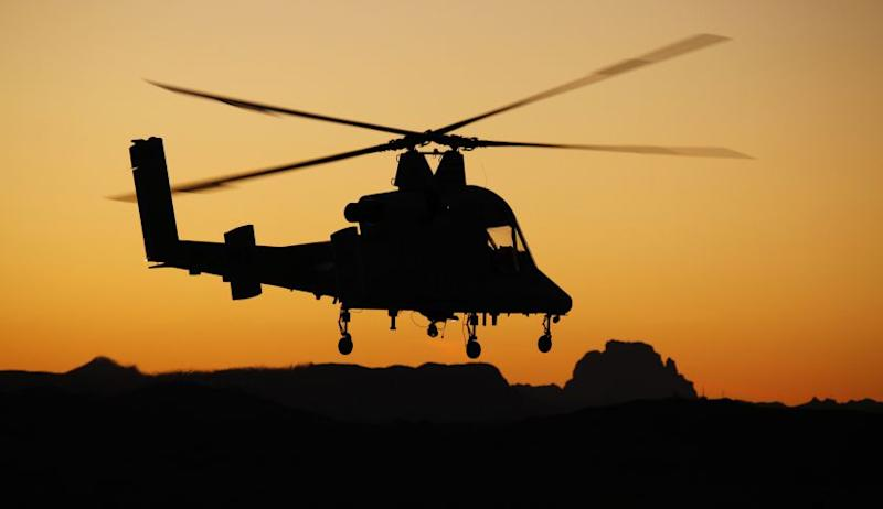 Pentagon Approves Lockheed Martin's $27 Billion Helicopter Program