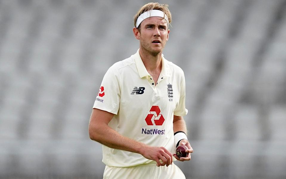 Stuart Broad interview: 'Ed Smith didn't rate me - I had to keep finding ways to prove him wrong' - Getty Images