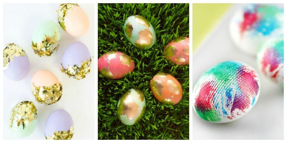 42 Easy Egg Decorating Ideas To Get You Excited For Easter