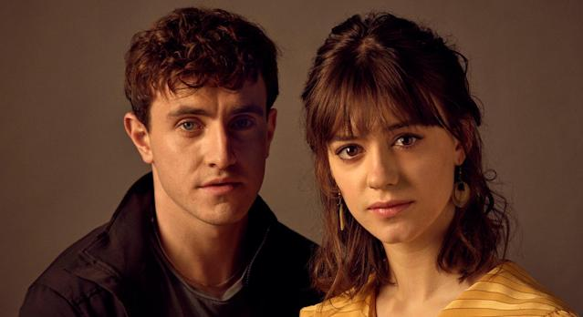 <em>Normal People </em>actor Paul Mescal played the role of Connell Waldron alongside Daisy Edgar-Jones in the BBC adaptation of Sally Rooney's novel, and Mescals' chain has attracted a lot of attention. (<em>Normal People</em>/BBC)