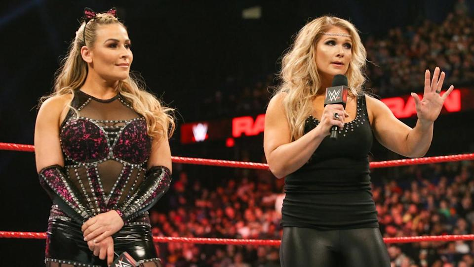 Beth Phoenix announces she is coming out of retirement for a match in 2019. (Photo courtesy of WWE)