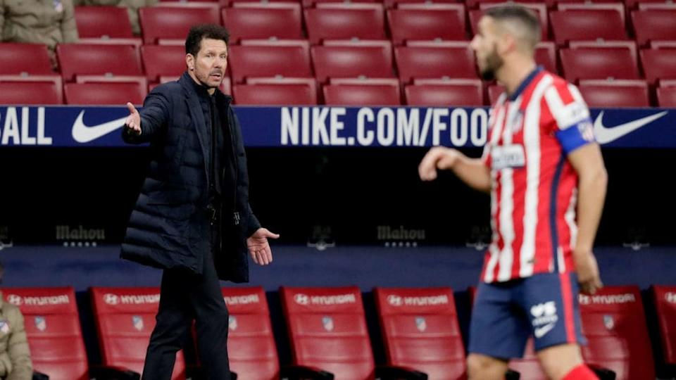 Simeone ha conseguido reinventar al Atlético de Madrid | Soccrates Images/Getty Images
