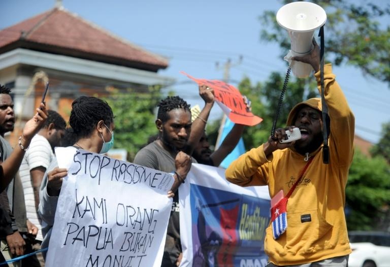 Calm appeared to have been mostly restored Thursday after Indonesia sent in 1,200 extra police and military to Papua
