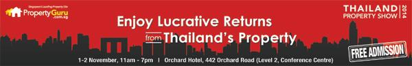 Thailand Property Show
