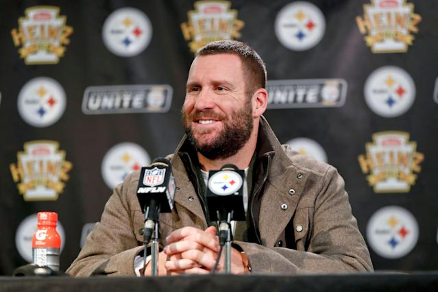 Pittsburgh Steelers quarterback Ben Roethlisberger hosted his teammates on a bonding getaway. (AP)