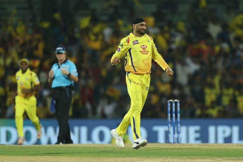 CSK need to play their veteran off-spinner for the game against Kings XI Punjab. (Image Courtesy: IPLT20)