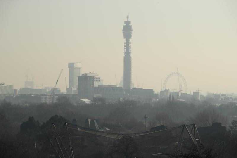 European Commission begins legal action against United Kingdom  over air quality