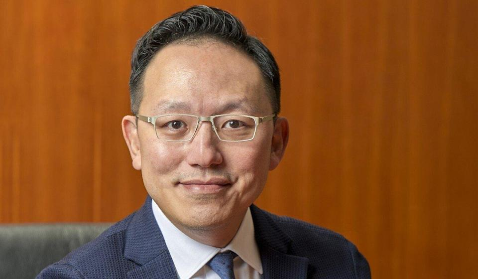 Raymond Cheng, the Hong Kong Institute of Certified Public Accountants' newly-elected president. Photo: Handout