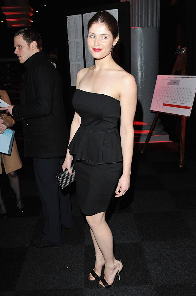 "<a href=""http://movies.yahoo.com/movie/contributor/1809853072"">Gemma Arterton</a> at the 2011 British Independent Film Awards on December 4, 2011 in London, England."