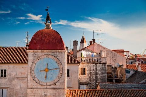 Trogir - Credit: getty