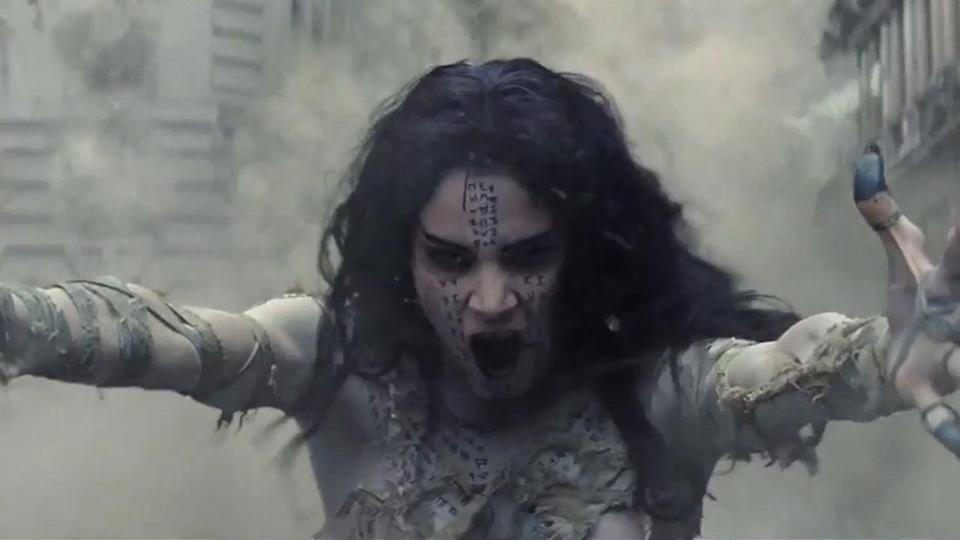 'Star Trek Beyond' star Sofia Boutella is 'The Mummy' - Credit: Universal Pictures