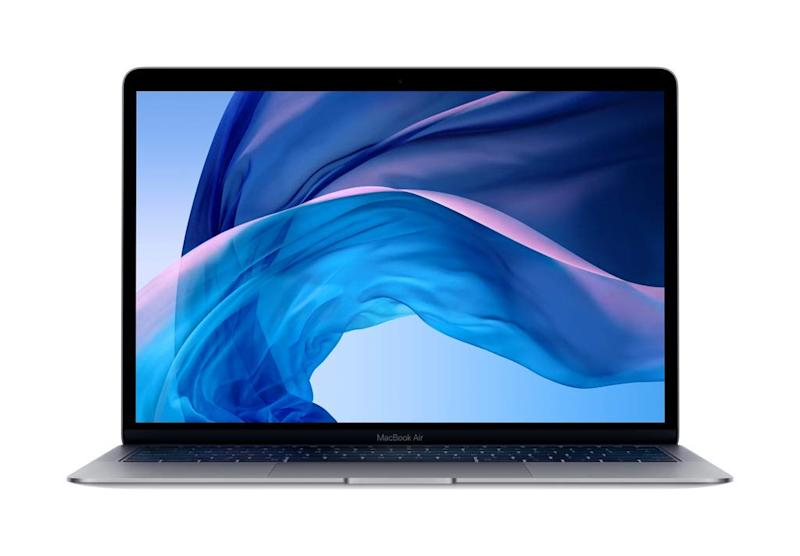 Go back to school with a new Apple MacBook Air. (Photo: Amazon)