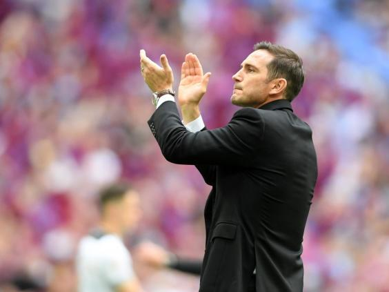 Frank Lampard is wanted at Chelsea (Getty)