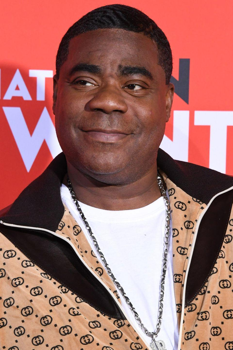"""<p>Morgan dropped out of high school to pursue his career, and he <a href=""""https://www.huffingtonpost.com/2010/04/11/tracy-morgan-im-glad-i-dr_n_533179.html"""" rel=""""nofollow noopener"""" target=""""_blank"""" data-ylk=""""slk:says"""" class=""""link rapid-noclick-resp"""">says</a> he's very happy he made the decision to do so.</p><p>""""I'm glad I dropped out of high school, man. I wouldn't be where I'm at. I would have had a net. I'm glad I didn't have anything to fall back on, man, because that made me go for my dreams that much harder.""""</p>"""