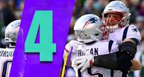 <p>The Patriots got Rob Gronkowski and Sony Michel back on Sunday. Rex Burkhead was activated off IR on Monday. The Patriots aren't getting the same hype as a lot of other teams, but they're 8-3, a lock to win the division and finally are getting healthy. (Rob Gronkowski) </p>