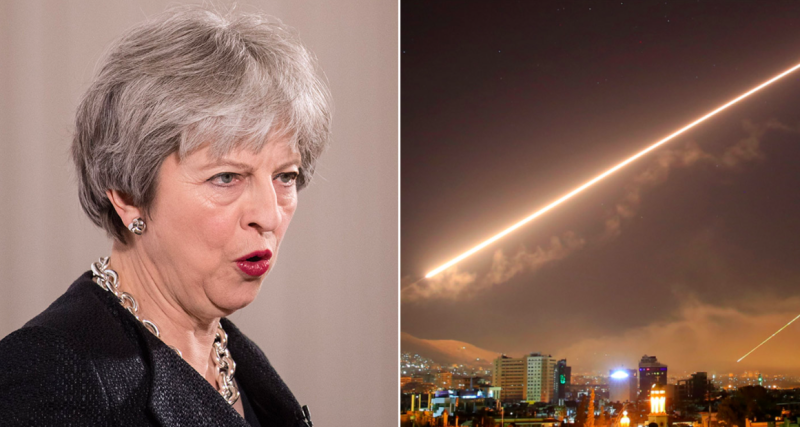 Theresa May set to tell MPs she was right to back Syria air strikes as anger grows over lack of vote