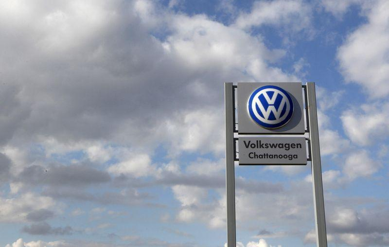Volkswagen furloughs 1,500 workers at Tennessee auto plant starting April 11
