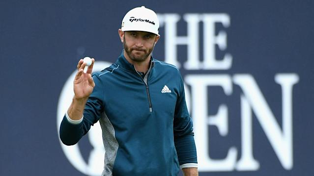 With the U.S. Open officially in the books, oddsmakers quickly installed Dustin Johnson as a betting favorite for The Open next month.