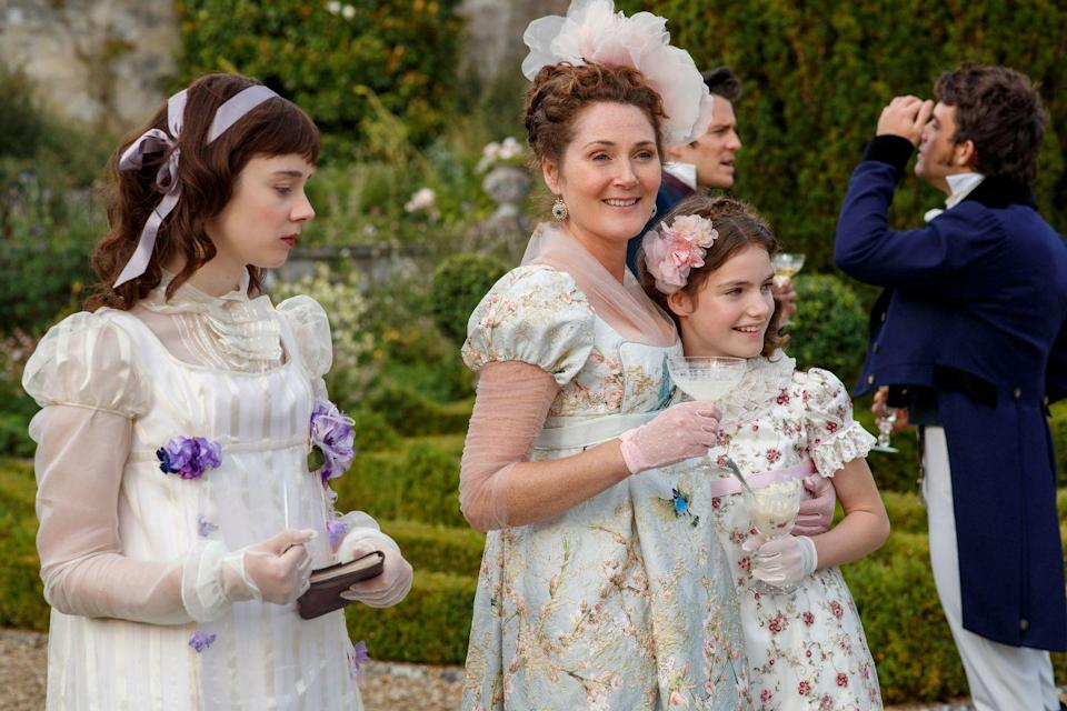 <p>Ruth is another veteran actress, who I personally love from <em>Home Fires</em>, but who you also might known from <em>Penny Dreadful</em> (she played Octavia Putney). </p>