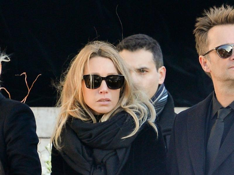 Album posthume de Johnny Hallyday : Laeticia donne une explication au titre !
