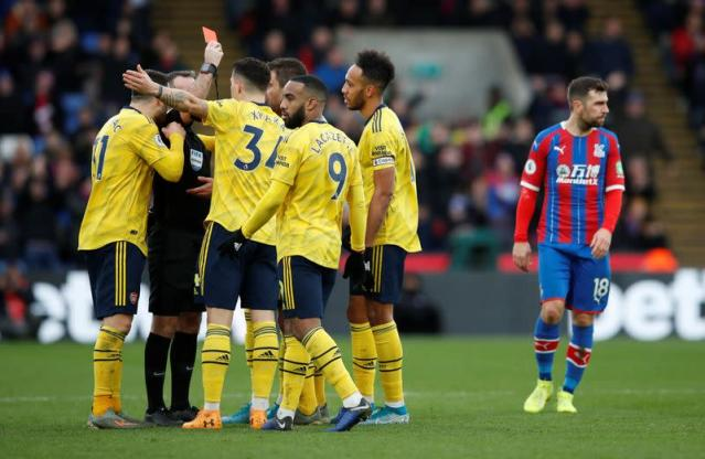 Premier League - Crystal Palace v Arsenal