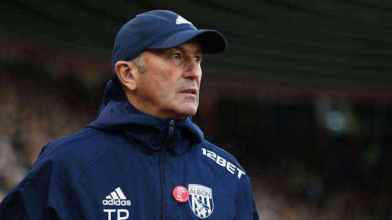 West Brom sack Pulis after wretched run