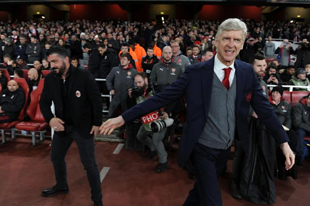 Arsene Wenger can dream of 'a miracle' after composed Arsenal earn timely break in the Europa League