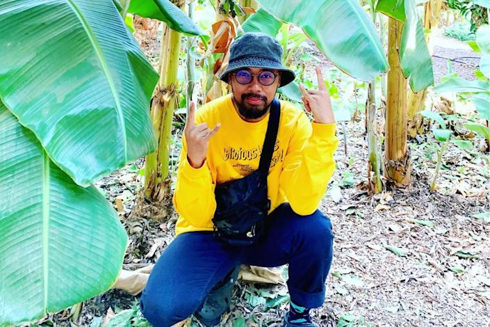 "L.A.-based producer Mark Redito says he's obsessed with plants. <span class=""copyright"">(Mark Redito)</span>"