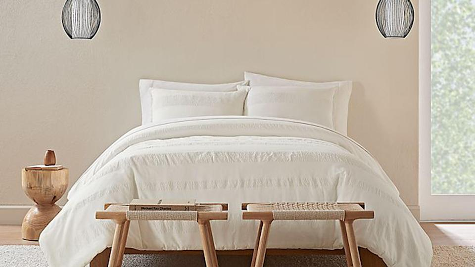 Get great prices on Ugg bedding at Bed Bath & Beyond's rival Prime Day sale.
