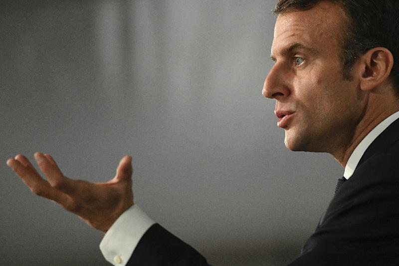 French President Emmanuel Macron's popularity has fallen again, according to new poll