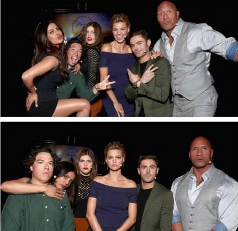 Baywatch trailer launch at CinemaCon