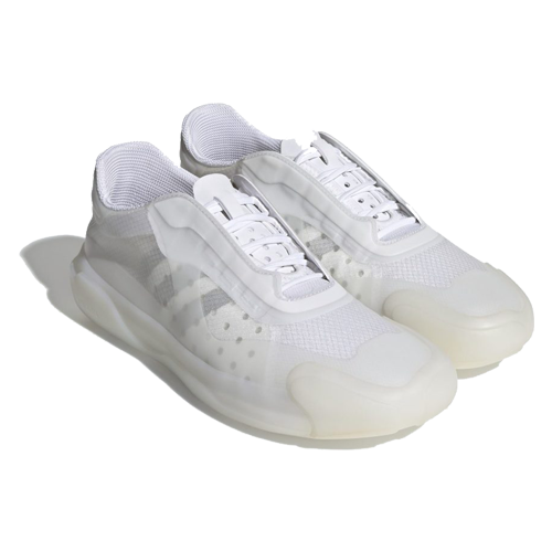 "<p><a class=""link rapid-noclick-resp"" href=""https://thesolesupplier.co.uk/release-dates/adidas/luna-rossa/prada-x-adidas-luna-rossa-21/"" rel=""nofollow noopener"" target=""_blank"" data-ylk=""slk:SHOP"">SHOP</a></p><p>It's a bumper week for Adidas Superstar collabs. These are named after Prada's sailing team, and despite looking like the kind of shoe you want to preserve on a very high mantelpiece, performance is at the icy-white heart of their design. Adidas's stripes are visible, as is Prada's red LUNA ROSSA logo line, which runs up the back heel. Get in there quick.</p><p>Adidas x Prada Luna Rossa 21, <a href=""https://thesolesupplier.co.uk/release-dates/adidas/luna-rossa/prada-x-adidas-luna-rossa-21/"" rel=""nofollow noopener"" target=""_blank"" data-ylk=""slk:thesolesupplier.co.uk"" class=""link rapid-noclick-resp"">thesolesupplier.co.uk</a></p>"