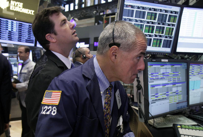 On a quiet day, Apple rules the stock market