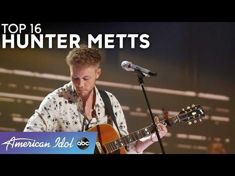"""<p>Katy predicts Hunter is """"top 10"""" material and so far he's been proving her right. Although the judges have continued to push Hunter to exude more confidence while performing, all agree that he has what it takes to make it far in the competition.<br></p><p><strong>RELATED:</strong> <a href=""""https://www.goodhousekeeping.com/life/entertainment/a36040996/american-idol-2021-judge-katy-perry-jewel-reaction/"""" rel=""""nofollow noopener"""" target=""""_blank"""" data-ylk=""""slk:Jewel Got Upset Over Katy Perry's Constructive Criticism for Hunter Metts"""" class=""""link rapid-noclick-resp"""">Jewel Got Upset Over Katy Perry's Constructive Criticism for Hunter Metts </a></p><p><a href=""""https://www.youtube.com/watch?v=62wM5gIs_MY"""" rel=""""nofollow noopener"""" target=""""_blank"""" data-ylk=""""slk:See the original post on Youtube"""" class=""""link rapid-noclick-resp"""">See the original post on Youtube</a></p>"""