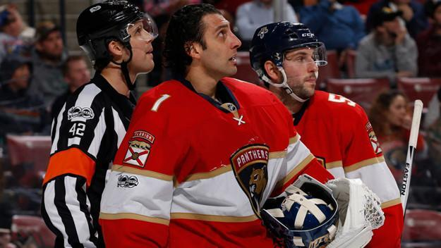 Roberto Luongo Back With Florida Panthers As Special Adviser