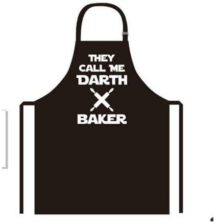 <p>Get cooking with the <span>Darth Baker Apron</span> ($25).</p>