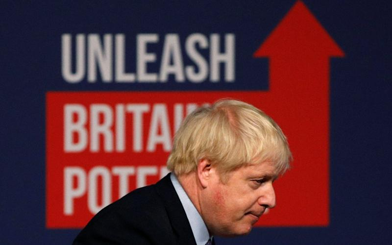 The Prime Minister made levelling up a key plank of his election manifesto