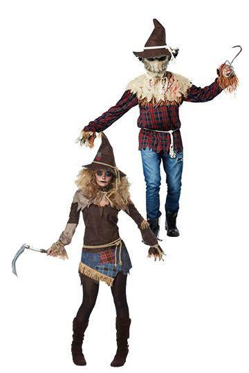 """<p>You'll have people avoiding the cornfields and pumpkin patches for years to come after they come into contact with you two scary scarecrows. </p><p><a class=""""link rapid-noclick-resp"""" href=""""https://www.amazon.com/California-Costumes-Womens-Scarecrow-Costume/dp/B0747119C6?tag=syn-yahoo-20&ascsubtag=%5Bartid%7C10070.g.28669645%5Bsrc%7Cyahoo-us"""" rel=""""nofollow noopener"""" target=""""_blank"""" data-ylk=""""slk:Shop Women's Costume"""">Shop Women's Costume</a></p><p><a class=""""link rapid-noclick-resp"""" href=""""https://www.amazon.com/California-Costumes-Sadistic-Scarecrow-Costume/dp/B00ZJCTQ8G?tag=syn-yahoo-20&ascsubtag=%5Bartid%7C10070.g.28669645%5Bsrc%7Cyahoo-us"""" rel=""""nofollow noopener"""" target=""""_blank"""" data-ylk=""""slk:Shop Men's Costume"""">Shop Men's Costume</a> </p>"""
