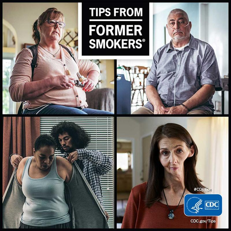 Tips From Former Smokers – Facebook