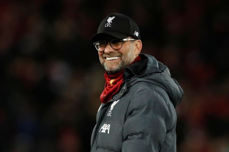 Klopp delivers Zoom surprise to Liverpool fans in isolation