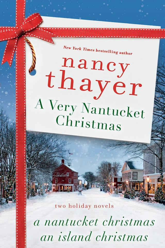 "<p>To buy: <a href=""https://www.amazon.com/Very-Nantucket-Christmas-Holiday-Novels/dp/1101884819/"" target=""_blank"">amazon.com</a>, <a href=""https://www.indiebound.org/book/9781101884812"" target=""_blank"">indiebound.org</a></p> <p>This collection includes two popular Nancy Thayer novels about Christmastime: <i>A Nantucket Christmas</i> and <i>An Island Christmas.<b> </b></i></p>"