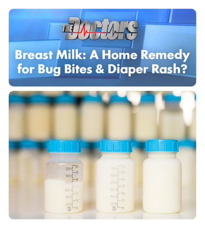 Breast Milk A Home Remedy For Bug Bites And Diaper Rash