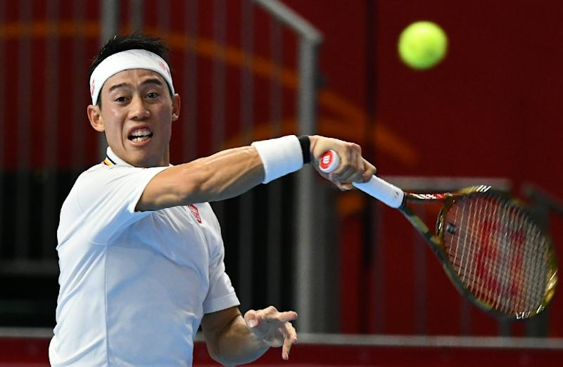 Kei Nishikori cruises past Stefanos Tsitsipas in Rakuten Japan Open quarterfinals