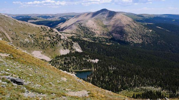 PHOTO: The Pecos Wilderness is seen in New Mexico. (Michael Benanav/Getty Images/Lonely Planet Image)