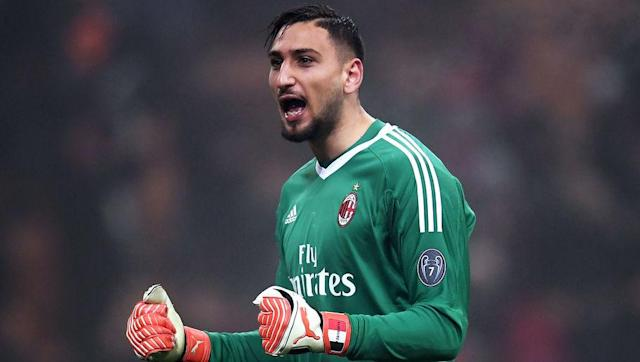 <p>His brother started in Milan's last Europa League fixture, but Gianluigi Donnarumma looks certain to reclaim the starting spot for Arsenal's visit on Thursday. </p> <br><p>Dubbed the 'Golden keeper', Donnarumma is one of the most highly rated goalkeepers in the world and probably won't stay at San Siro for much longer with a number of clubs known to be circling. </p>