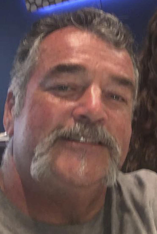 <p>This undated photo shows John Phippen, one of the people killed in Las Vegas after a gunman opened fire on Sunday, Oct. 1, 2017, at a country music festival. (Facebook via AP) </p>