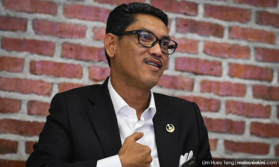 Faizal pledges to give RM27k of special advisor salary to Covid-19 fund