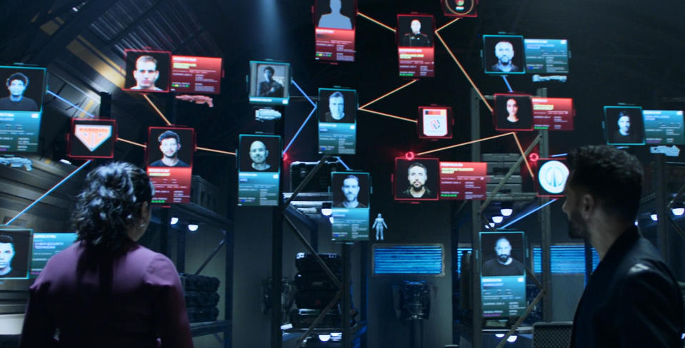 """A scene from """"The Expanse"""" season 5 episode 2"""