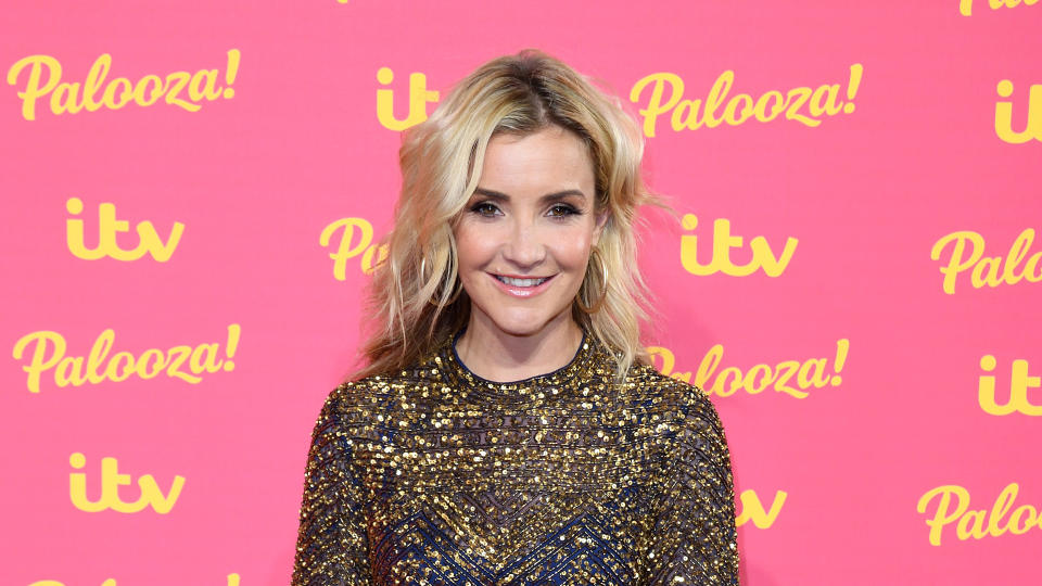 Helen Skelton said she manages to brush off trolls who criticise her clothing choices. (Karwai Tang/WireImage)