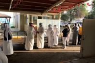 Kuwait holds parliamentary elections